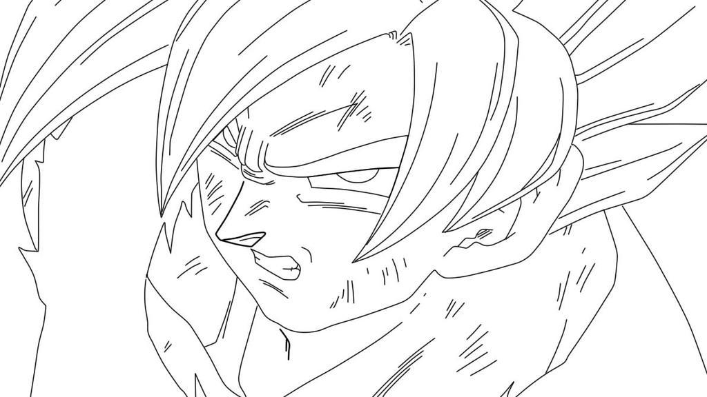 Fabuloso Goku Ssj 1 by ludo-domna on DeviantArt CG44