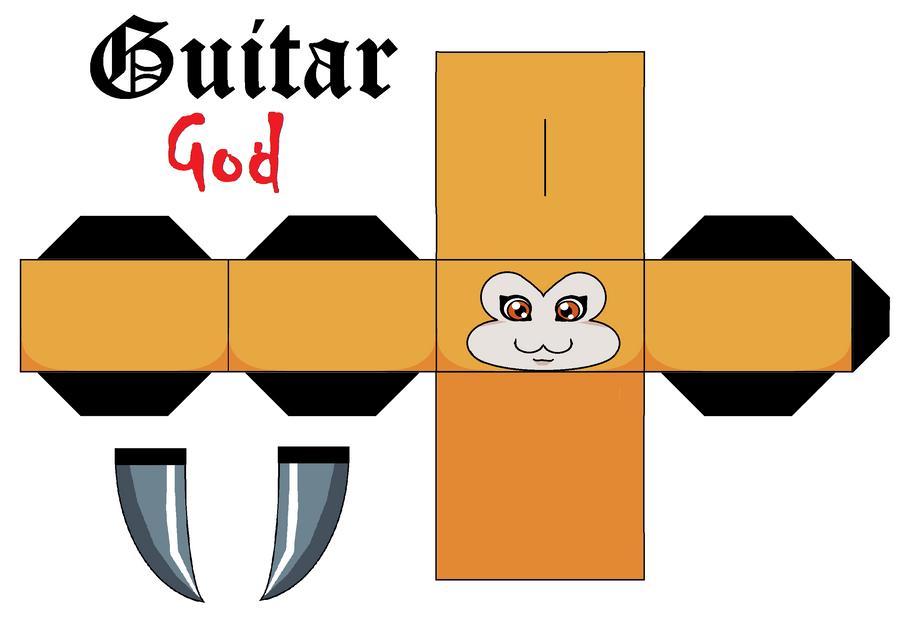 Tsunomon by Guitar6God