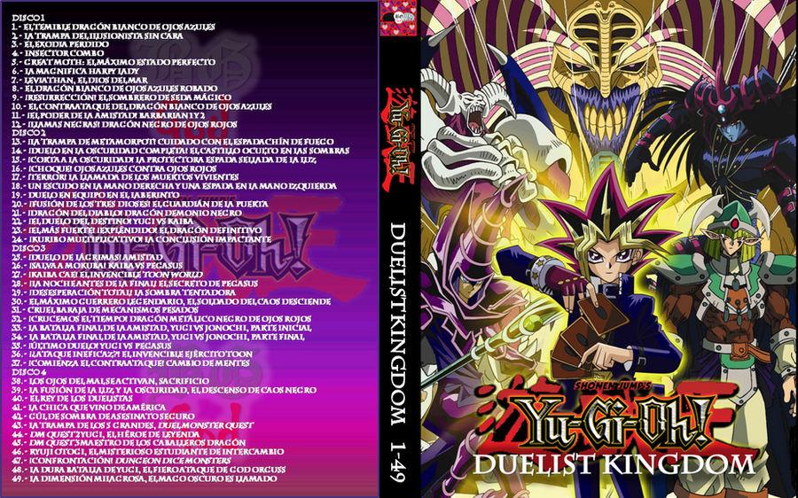yugioh japanesesub duelist kingdom bggod