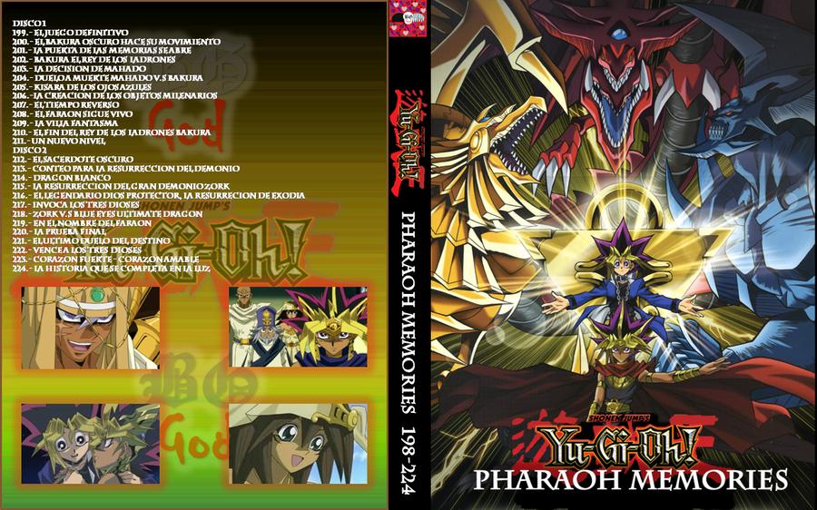 yu-gi-oh! japanese-sub pharaoh memories bg.god