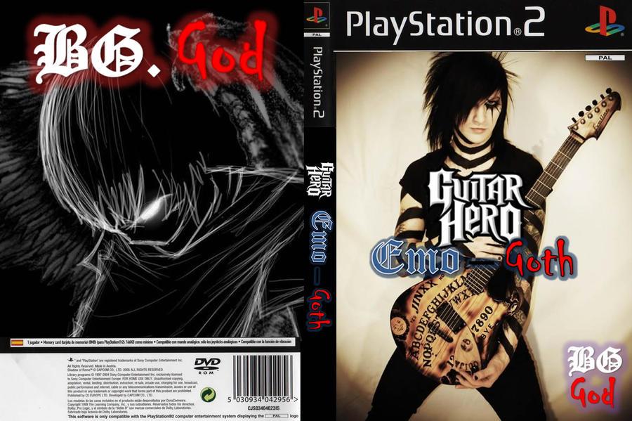 Guitar Hero Emo-Goth Final Cover by Guitar6God