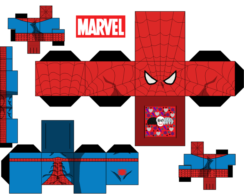 Watch in addition Cubeecraft Heroes likewise Batman Vs The Joker also Faca Voce Mesmo O Paper Toys besides Kotobukiyas Artfx Hulk Statue To Be Released In March 2014. on marvel superhero papercraft