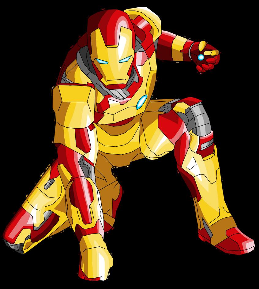 Iron Man Final by Guitar6God