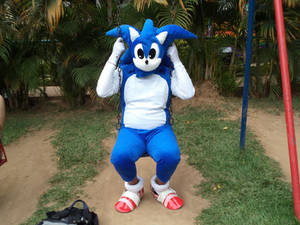 Sonic Back the Childhood