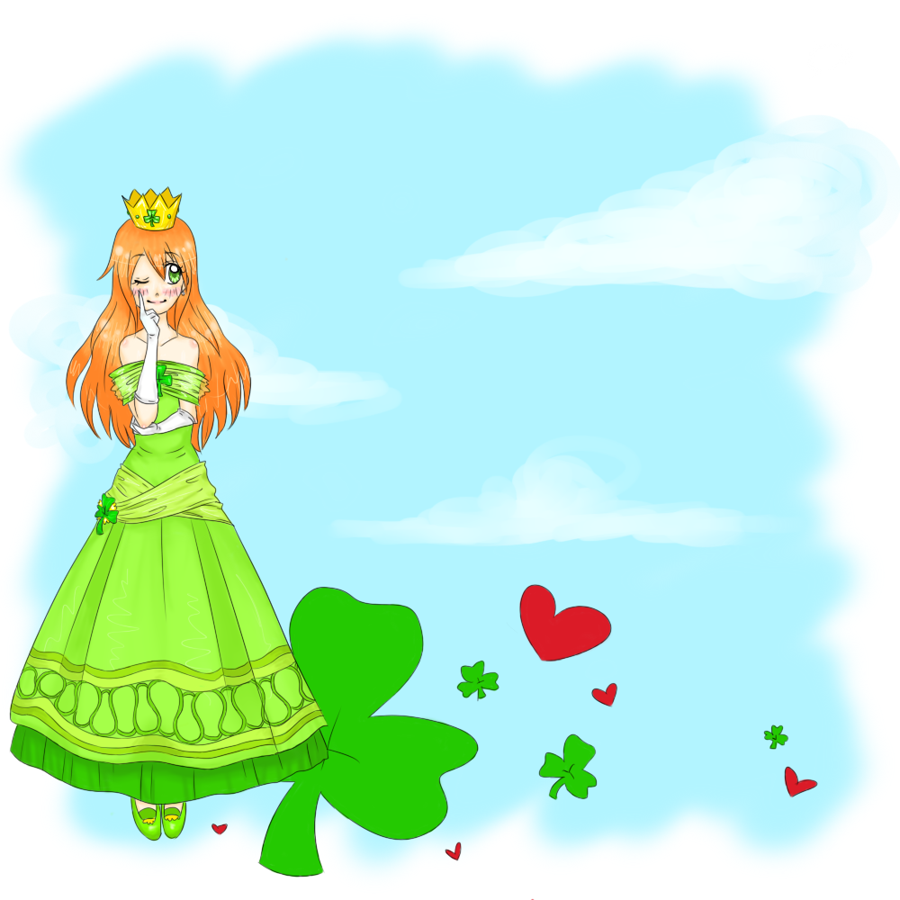 Princess Erin by theluckyangel