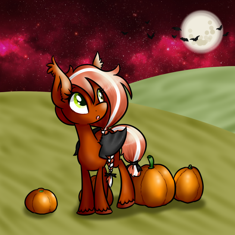 Autumn Spice's Nightmare Night by theluckyangel