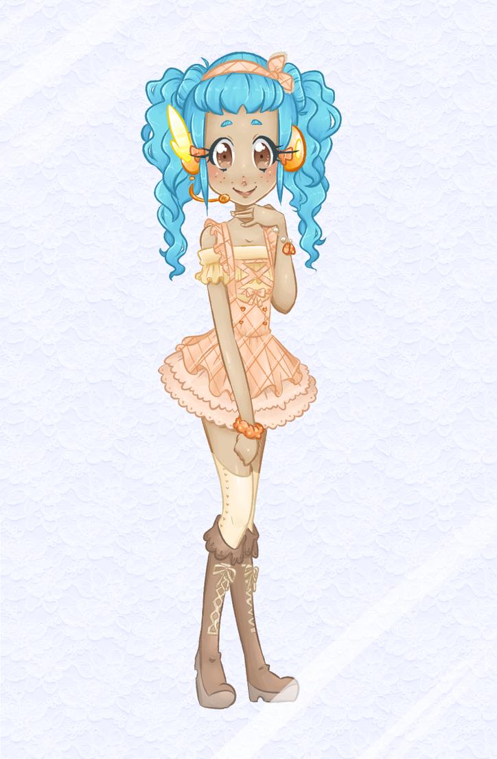 Random Idol Singer by theluckyangel