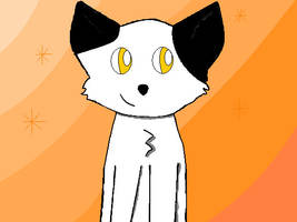 dovefeather the warrior cat by sierra1223