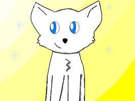 snowstar the warrior cat by sierra1223