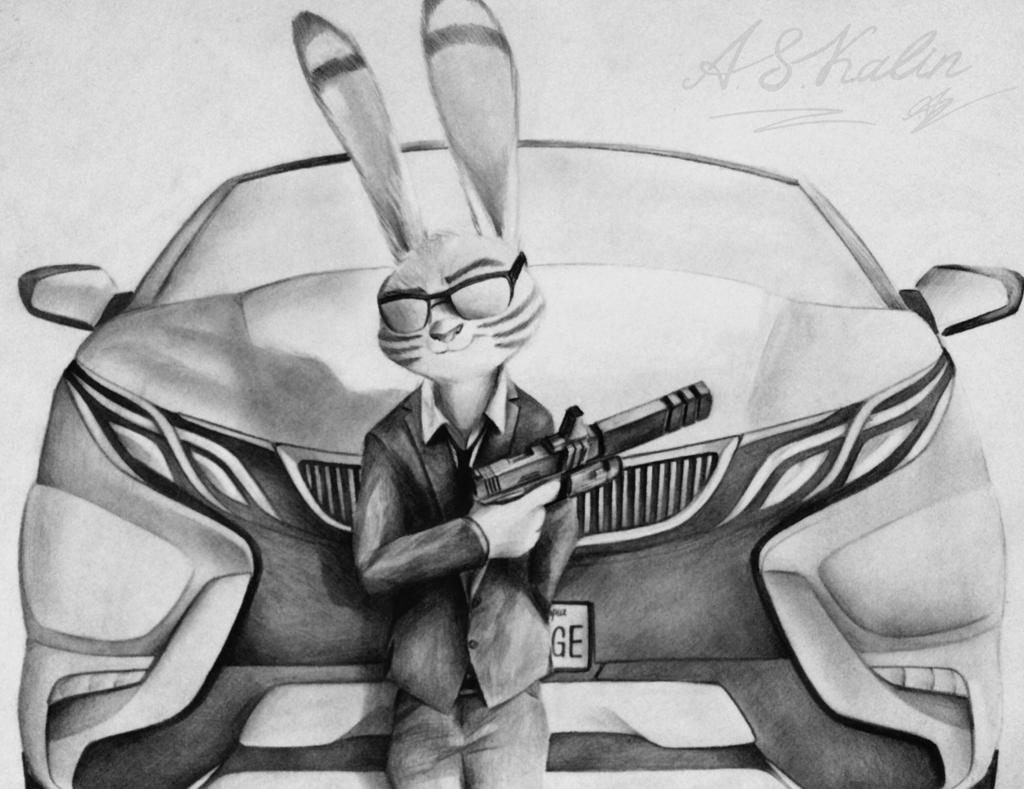 Jack Savage  by AndrejSKalin
