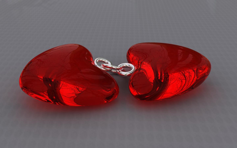 2 hearts by feniksas4