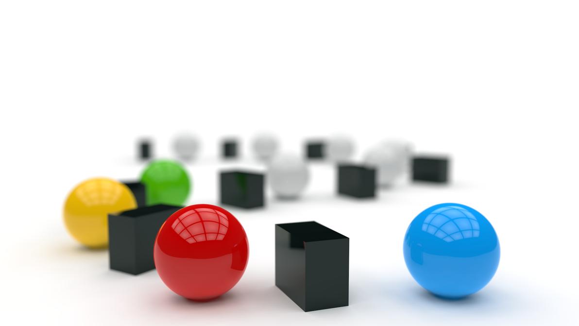 Color balls by feniksas4