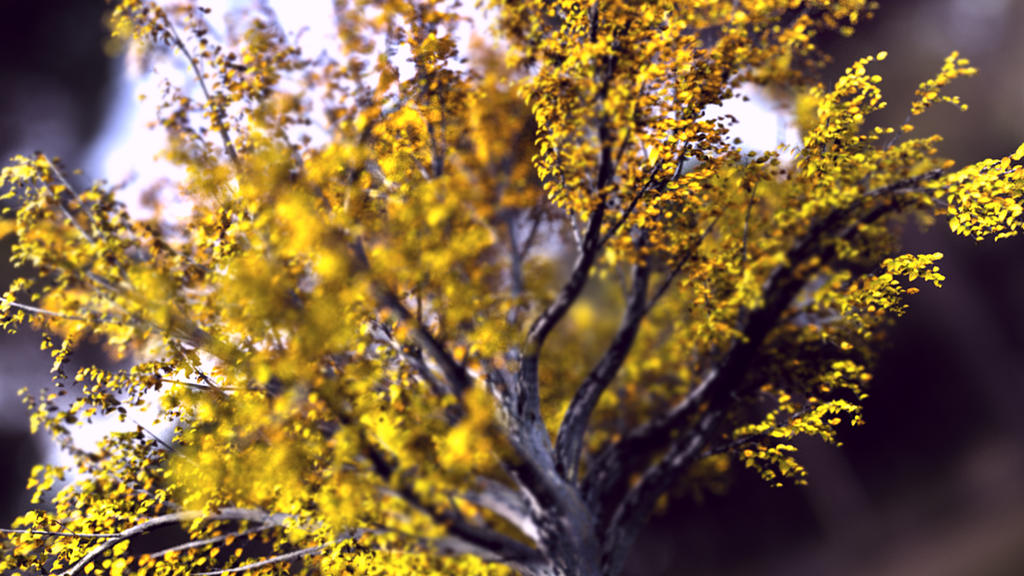 tree in life by feniksas4