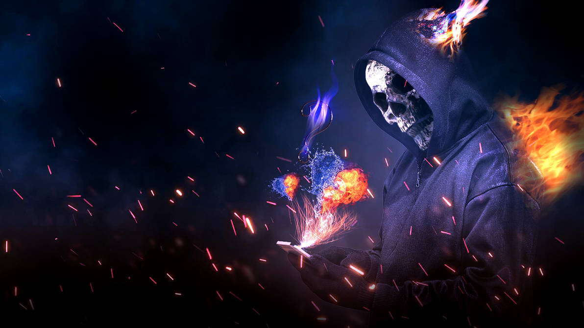 Skull4 by feniksas4