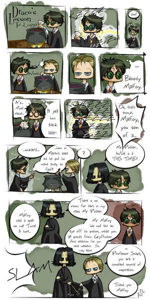 Draco's Lesson