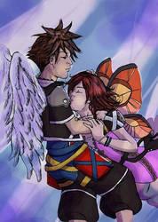 Kingdom Hearts 2: Jump To Love by GenkiTenshi