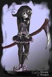 Emily: Dream Reaper by GenkiTenshi