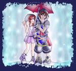 Let the rain fall