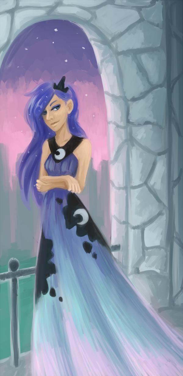 Luna by lady-largo