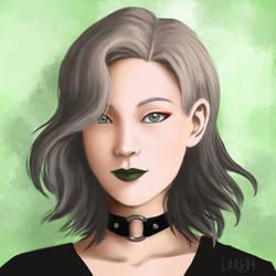 Dusty Portrait