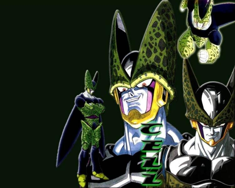 cell perfect form by bdakgmok on DeviantArt