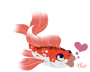 Fish by Retromissile