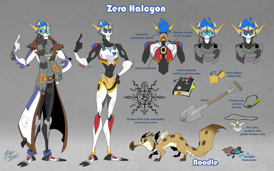 Halcyon Reference