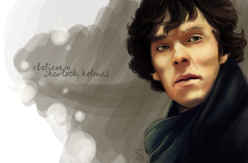 i am sherlocked by Nushanna