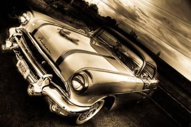 Vintage Pontiac by lastwordspoken