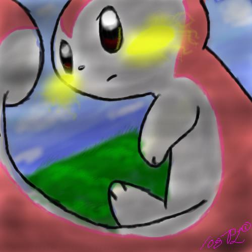 Pokemon Shiny Pachirisu Images   Pokemon Images