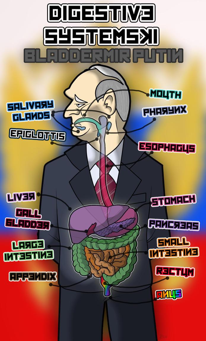 Bladdermir Putin by Trace-101