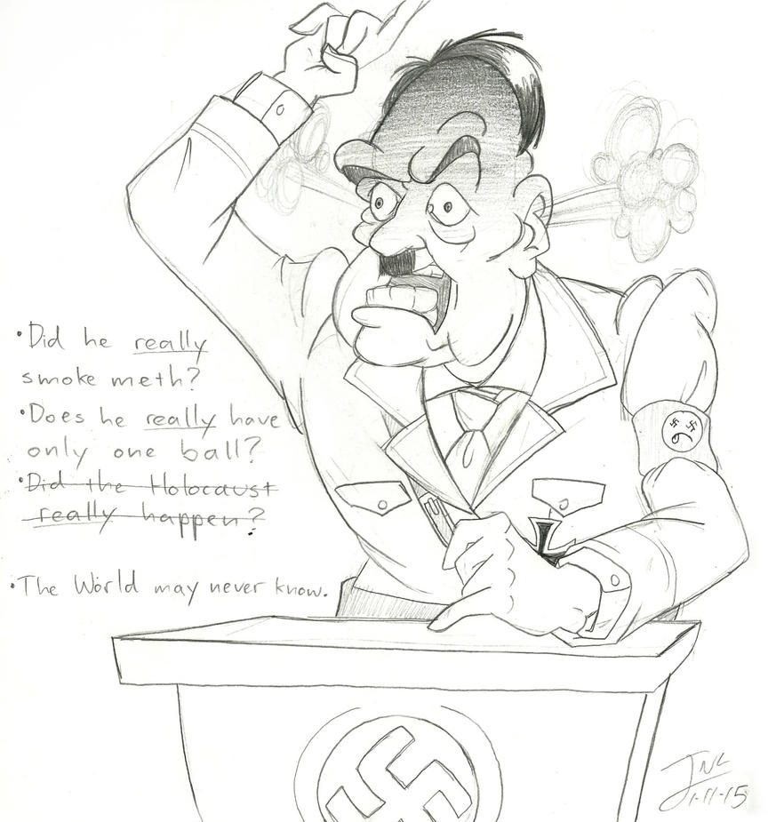 Hitlerr by Trace-101