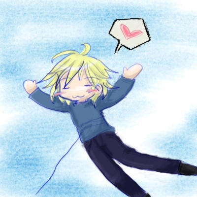 let's go Fai a kite by kinokochan