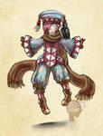 Prince Hodur Vatam ~ A playful troublemaker