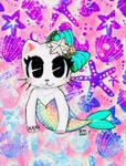Kawaii Mer-Kitty chan!