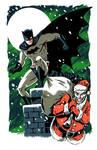 Happy Holidays from Batman