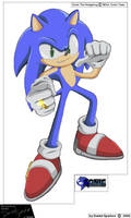 Sonic The Hedgehog 2008