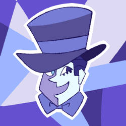 The Magician Icon - Commission