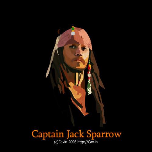 Jack Sparrow by Cavin