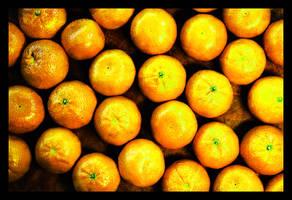Orange by Cavin