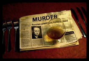 Putin is dead by Cavin