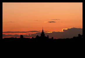 Moscwo State University by Cavin
