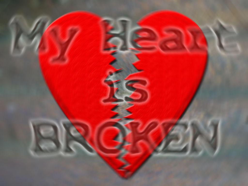 My Heart Is Broken By Darkpauli