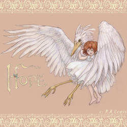 Hope -My 2008 Christmas Card