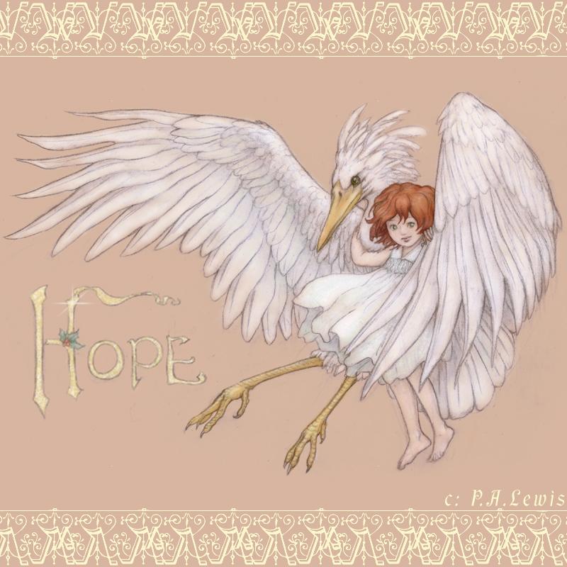 Hope -My 2008 Christmas Card by betta-girl