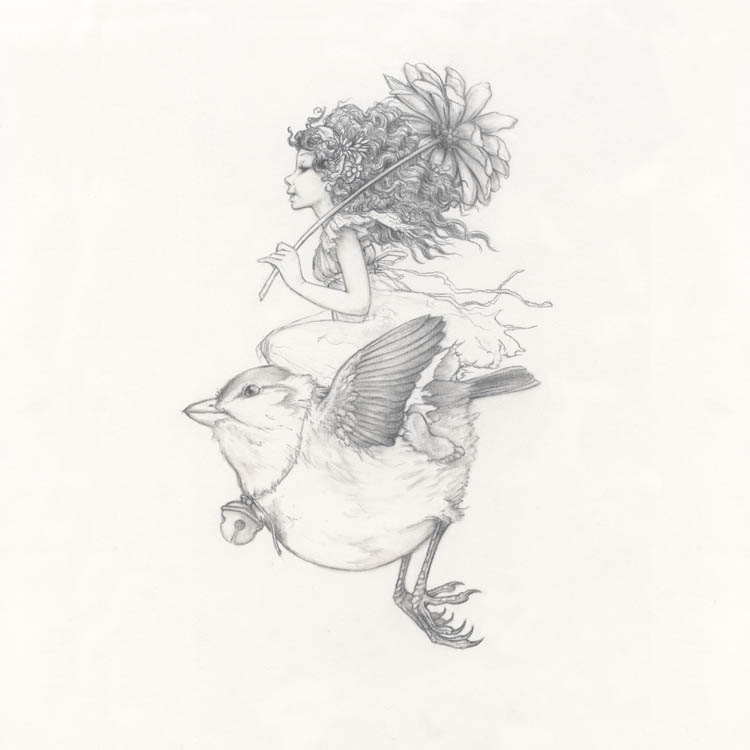 Prudence-pencil by betta-girl