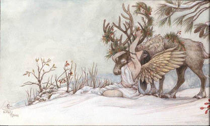 Winter Warmth by betta-girl