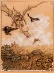 Die Kleine Braune Fledermaus