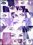 Eyes collection 02