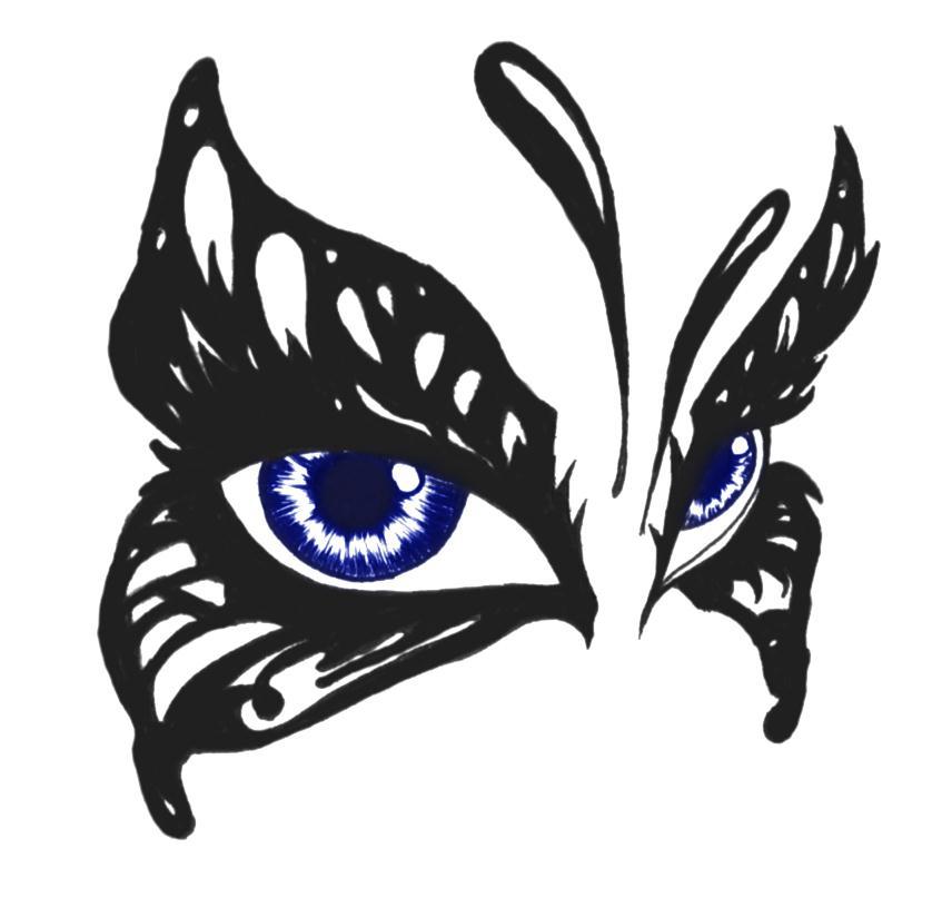 butterfly eyes by carldraw on DeviantArt